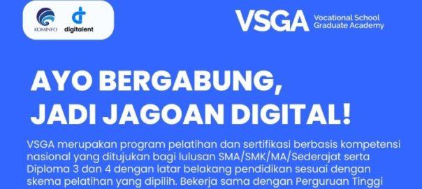 Digitalent Scholarship